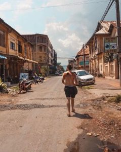 Things to do in Kampot, Kep, Cambodia : Kampot Old Market Street