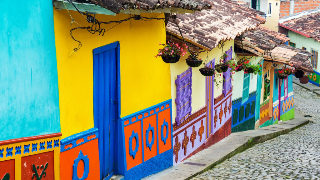 Honeymoon Destinations - Colombia