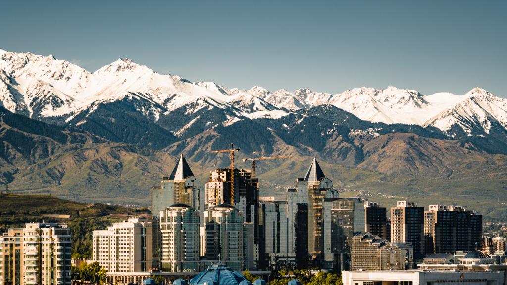 Honeymoon Destinations - Kasakhstan